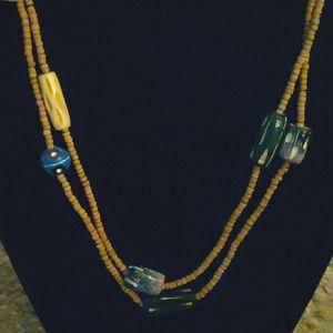 Layered Boho Necklace!